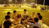 """Chùm ảnh: Đàn ông Việt """"bù khú"""" rượu bia giờ tan tầm"""