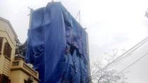 """Công trình cao nhất phố Hoa Lư xây sai phép, vì sao thanh tra """"ém"""" thông tin?"""