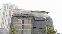 Trường Tiểu học Văn Phú xây dựng sai phép, chủ đầu tư coi thường pháp luật