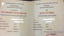 Sinh viên song ngữ Đại học Thái Nguyên chật vật đi xin việc với tấm bằng đơn ngữ