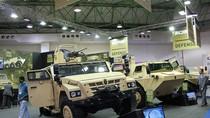 Cận cảnh các loại vũ khí hiện đại tại triển lãm quân sự GDA 2011