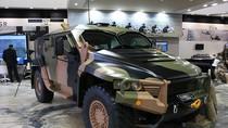 Australia mua xe bọc thép Hawkei của Pháp
