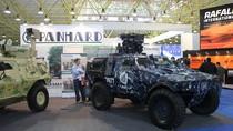 Xe bọc thép hiện đại tại triển lãm quân sự GDA 2011