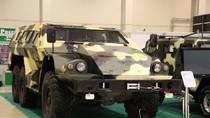 """Ngắm """"xế khủng"""" tại triển lãm Interpolitex 2012"""