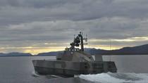 Ảnh đẹp trong ngày: Tàng hình hạm tên lửa KNM Glimt