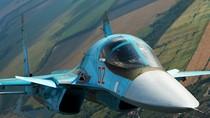 Video: Su-34, MiG-29, Su-30 tại căn cứ Không quân Lipetsk