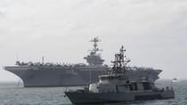 Ảnh đẹp trong ngày: TSB USS George Washington tại Manila, Philippines