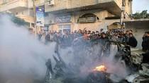 Bóng ma chiến tranh che phủ Dải Gaza