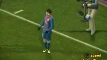 Messi nhảy moonwalk theo phong cách Michael Jackson