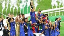 Lịch sử chọn Italia là nhà vô địch EURO 2012