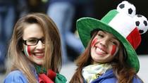 Ngắm 25 bóng hồng đẹp nhất của EURO 2012