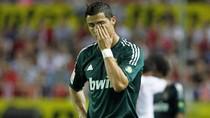 Sevilla 1-0 Real: Real thua đau, Ronaldo lại... buồn