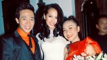 Anh Thư tuyệt xinh dự tiệc của Đoan Trang - Trấn Thành