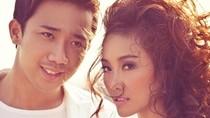 Đoan Trang và Trấn Thành tung album hot