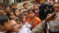 Bé 6 tuổi ở Hà Nội cũng trăn trở về trẻ vùng cao