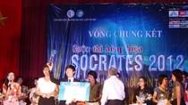 Kịch tính chung kết cuộc thi Hùng biện Socrates 2012