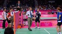 VĐV Trung Quốc dàn xếp tỷ số bị loại khỏi Olympic