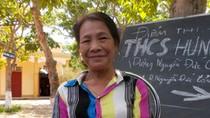 Người phụ nữ 60 tuổi ở Nghệ An quyết thi vào năm sau