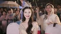 """BTC """"trai đẹp"""" """"van xin"""" Hoa hậu Thùy Dung sánh đôi với Omar"""