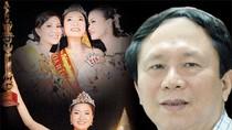 """""""Cha đẻ"""" Hoa hậu VN: Nguyễn Thị Huyền từng được hâm mộ kinh khủng"""