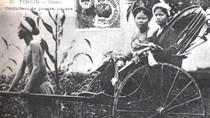 Những hình ảnh hiếm về 'cu li' kéo xe ở Việt Nam đầu thế kỷ 19