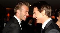 Vụ Tom Cruise - Beckham 'đồng tính' ngập tràn trên báo Anh – Mỹ