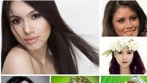 Điểm danh 'đối thủ' châu Á của Việt Nam tại Miss World 2012
