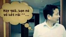 Ông Trương Gia Bình làm diễn viên clip chế của GS Xoay