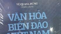 """""""Văn hóa Biển đảo Việt Nam"""" tại lễ ra mắt các bộ sách trọng tâm"""