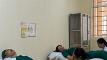 5 thầy thuốc Bệnh viện Đa khoa tỉnh Hà Tĩnh hiến máu cứu sống sản phụ nguy kịch