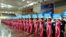 Khai mạc giải bóng bàn Cúp Hội Nhà báo Việt Nam lần thứ XI