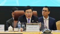 Phó Thủ tướng Phạm Bình Minh chủ trì lễ khai trương công viên Apec