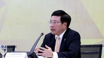 Phó Thủ tướng phát biểu tại Hội nghị Thượng đỉnh doanh nghiệp APEC