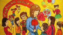 Thay vì tặng hoa, xin đừng làm thầy cô buồn