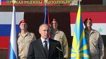 Rút quân khỏi Syria là nước cờ cao tay của Putin
