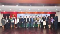 Lễ công bố quyết định bổ nhiệm nhân sự cấp cao Vietcombank