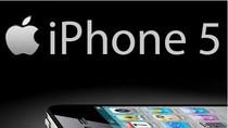 iPhone 5 có thể giúp nước Mỹ tăng trưởng 0,5% GDP