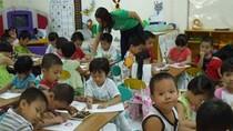 Giáo viên mầm non thiếu kỹ năng trầm trọng?
