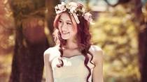Hà Lade, Linh Hàn cực xinh khi diện váy cô dâu