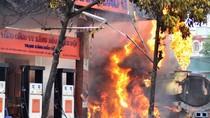"""Nhiều cây xăng trong lòng Thủ đô như… """"bom nổ chậm"""""""