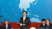 Thủ tướng Nguyễn Tấn Dũng nói gì về nguồn nhân lực Việt Nam?