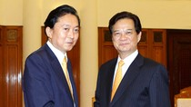 Cựu Thủ tướng Nhật nói về tranh chấp trên Biển Đông