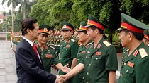 Thủ tướng nói về khát khao hòa bình và chủ quyền dân tộc