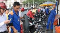Giá xăng đứng yên, dầu tiếp tục giảm 264 đồng/lít