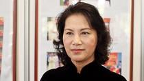 Bà Nguyễn Thị Kim Ngân dẫn đầu phiếu tín nhiệm cao