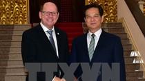 Thụy Điển sẽ chia sẻ kinh nghiệm chống tham nhũng với Việt Nam