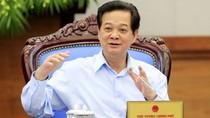 """Thủ tướng Nguyễn Tấn Dũng: """"Cán bộ bao che, bảo kê cho buôn lậu..."""""""