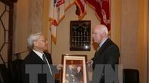 Hoa Kỳ sẵn sàng hợp tác với Việt Nam, nhất là quốc phòng, an ninh