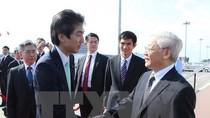 Nhật Bản sẵn sàng đẩy mạnh giao lưu quốc phòng các cấp với Việt Nam