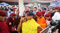 Chiều nay, Đức Pháp Vương Gyalwang Drukpa gửi thông điệp bảo vệ thiên nhiên